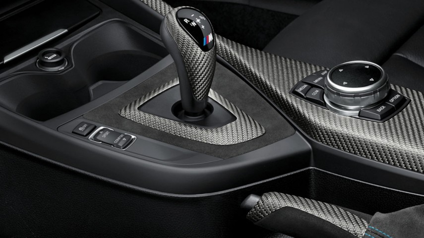 M Performance Interieur Kit Carbon mit Alcantara - M2