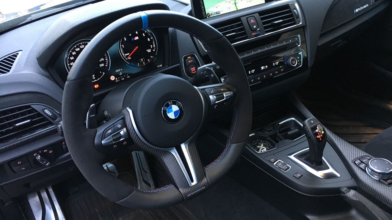 interieur f r bmw m2 f87 ff retrofittings. Black Bedroom Furniture Sets. Home Design Ideas