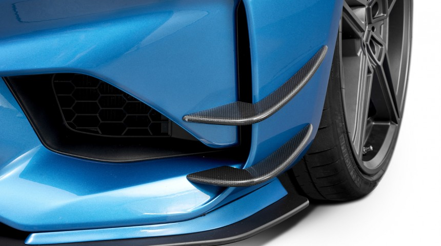 AC Schnitzer Front Side Wings - M2