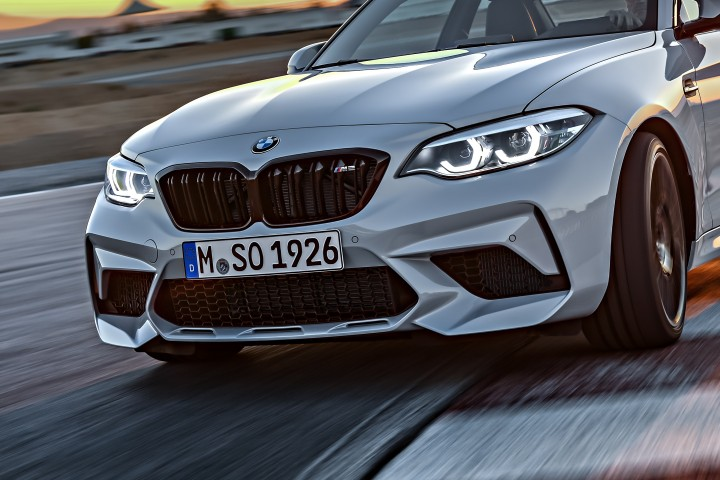 M2 Competition Front - M2